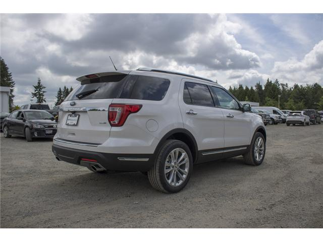 2018 Ford Explorer Limited (Stk: 8EX6344) in Surrey - Image 7 of 25