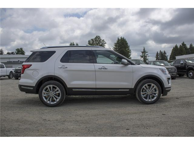 2018 Ford Explorer Limited (Stk: 8EX6344) in Surrey - Image 8 of 25