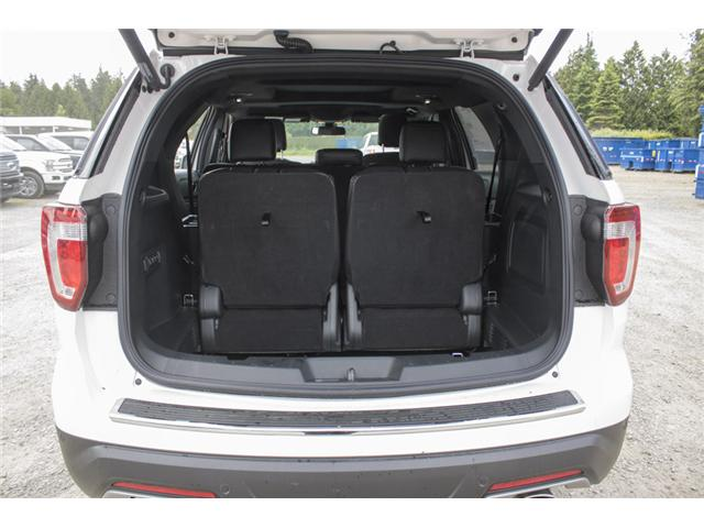 2018 Ford Explorer Limited (Stk: 8EX6344) in Surrey - Image 9 of 25