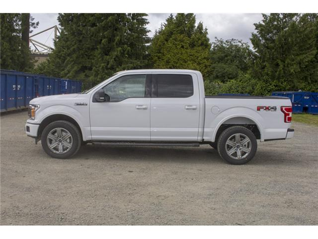 2018 Ford F-150 XLT (Stk: 8F10579) in Surrey - Image 4 of 28