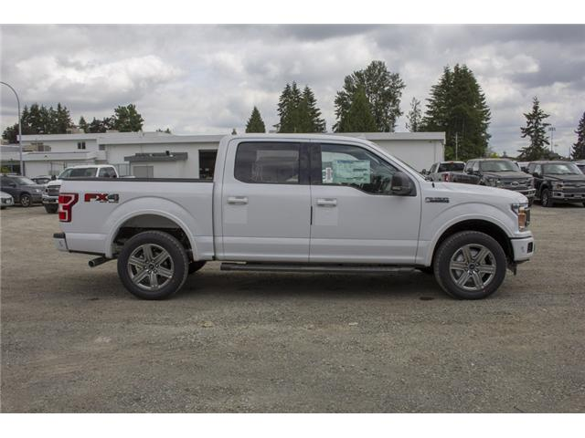 2018 Ford F-150 XLT (Stk: 8F10579) in Surrey - Image 8 of 28