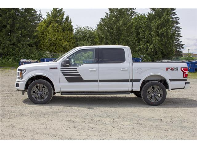 2018 Ford F-150 XLT (Stk: 8F13186) in Surrey - Image 4 of 27