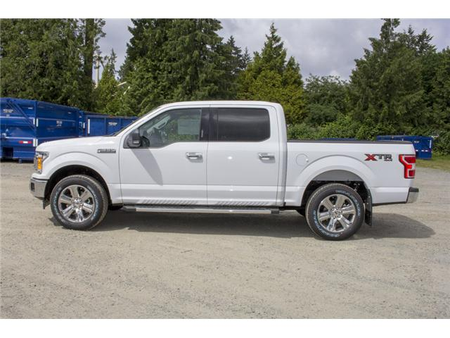 2018 Ford F-150 XLT (Stk: 8F14787) in Surrey - Image 4 of 27