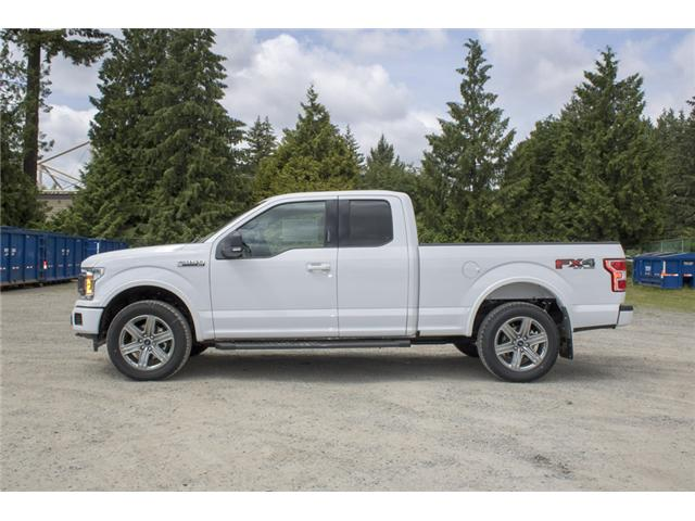 2018 Ford F-150 XLT (Stk: 8F16810) in Surrey - Image 4 of 25
