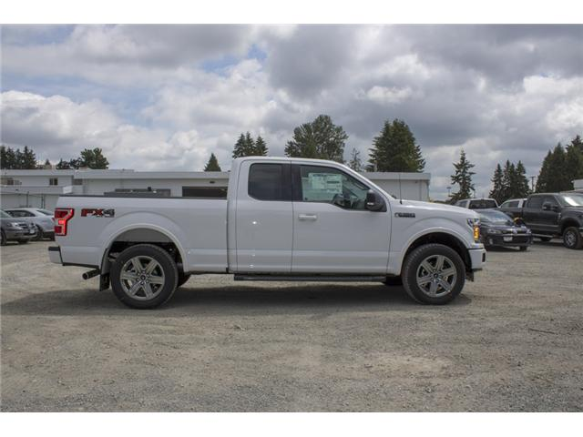 2018 Ford F-150 XLT (Stk: 8F16810) in Surrey - Image 8 of 25