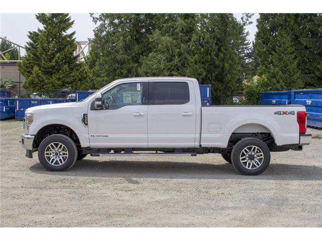 2018 Ford F-350 Lariat (Stk: 8F36550) in Surrey - Image 4 of 30