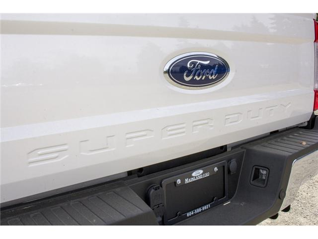 2018 Ford F-350 Lariat (Stk: 8F38374) in Surrey - Image 10 of 27