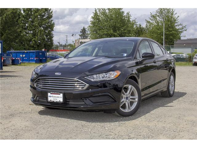 2018 Ford Fusion SE (Stk: 8FU2593) in Surrey - Image 3 of 27
