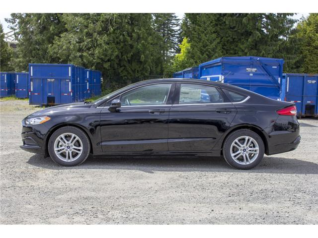 2018 Ford Fusion SE (Stk: 8FU2593) in Surrey - Image 4 of 27