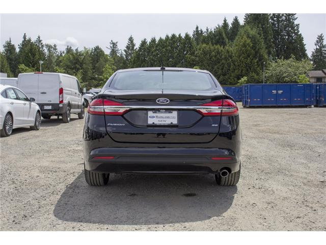 2018 Ford Fusion SE (Stk: 8FU2593) in Surrey - Image 6 of 27