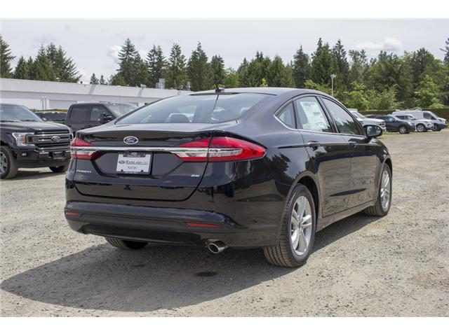 2018 Ford Fusion SE (Stk: 8FU2593) in Surrey - Image 7 of 27