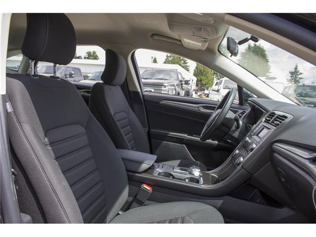 2018 Ford Fusion SE (Stk: 8FU2593) in Surrey - Image 17 of 27