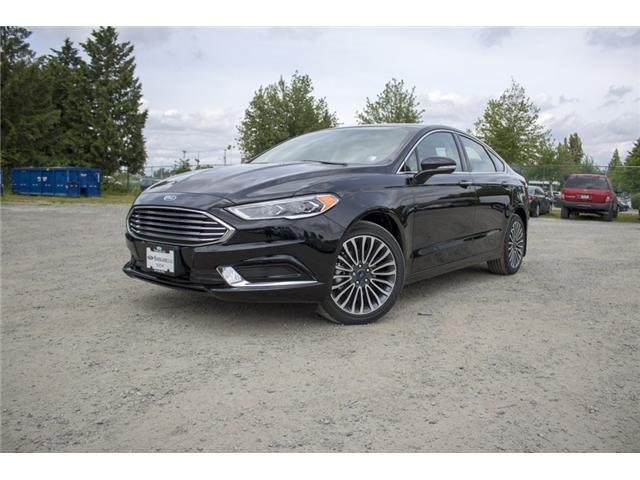 2018 Ford Fusion SE (Stk: 8FU5300) in Surrey - Image 3 of 26