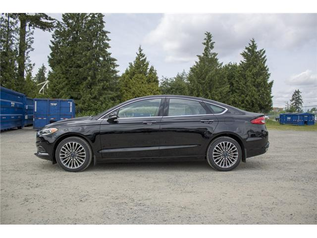 2018 Ford Fusion SE (Stk: 8FU5300) in Surrey - Image 4 of 26