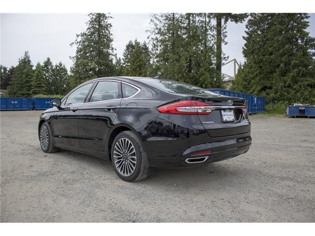 2018 Ford Fusion SE (Stk: 8FU5300) in Vancouver - Image 5 of 26