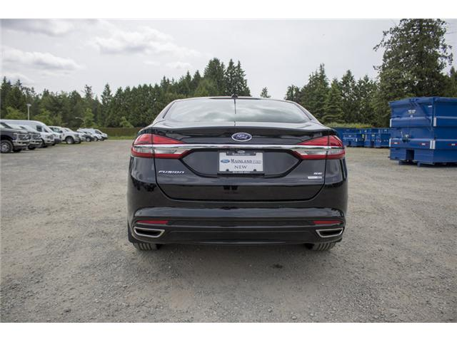 2018 Ford Fusion SE (Stk: 8FU5300) in Surrey - Image 6 of 26