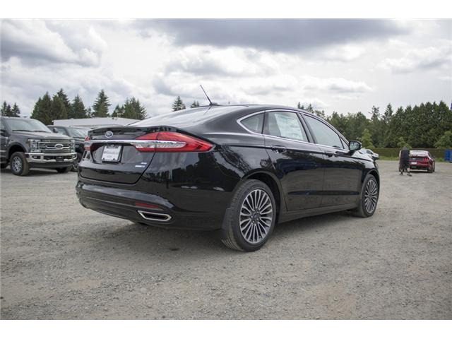 2018 Ford Fusion SE (Stk: 8FU5300) in Surrey - Image 7 of 26