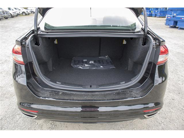 2018 Ford Fusion SE (Stk: 8FU5300) in Surrey - Image 10 of 26