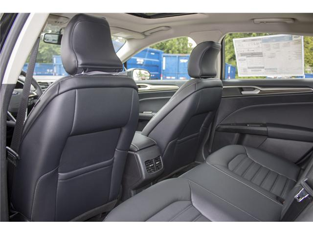 2018 Ford Fusion SE (Stk: 8FU5300) in Vancouver - Image 15 of 26