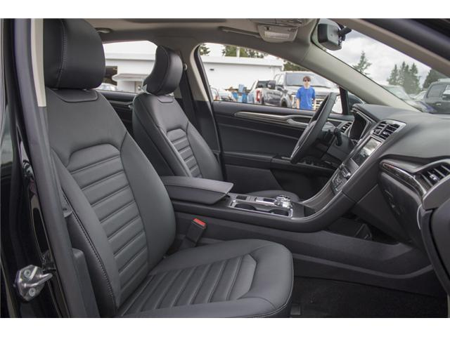 2018 Ford Fusion SE (Stk: 8FU5300) in Surrey - Image 19 of 26