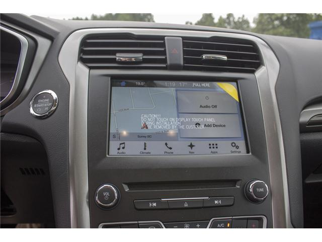 2018 Ford Fusion SE (Stk: 8FU5300) in Surrey - Image 22 of 26