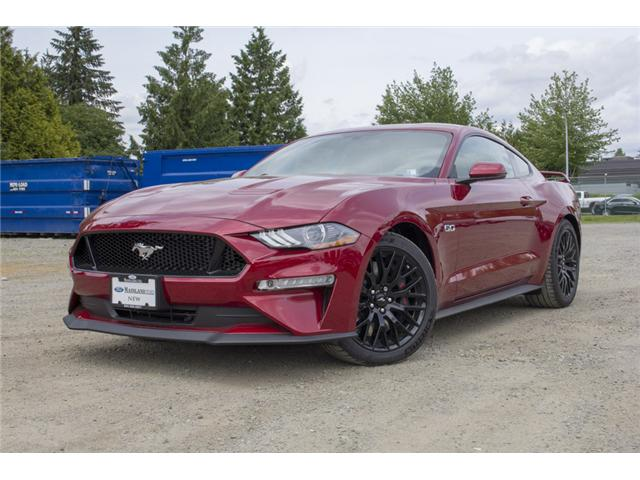 2018 Ford Mustang  (Stk: 8MU1217) in Surrey - Image 3 of 28