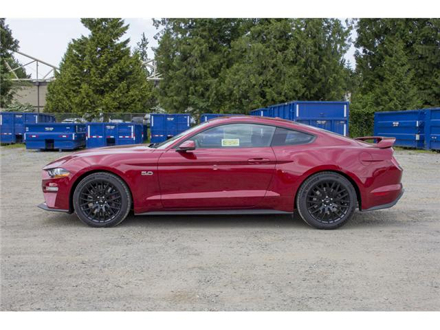 2018 Ford Mustang  (Stk: 8MU1217) in Surrey - Image 4 of 28