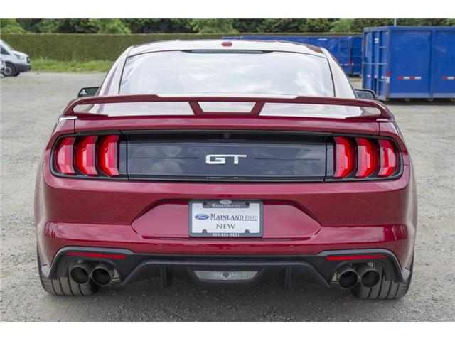 2018 Ford Mustang  (Stk: 8MU1217) in Surrey - Image 7 of 28