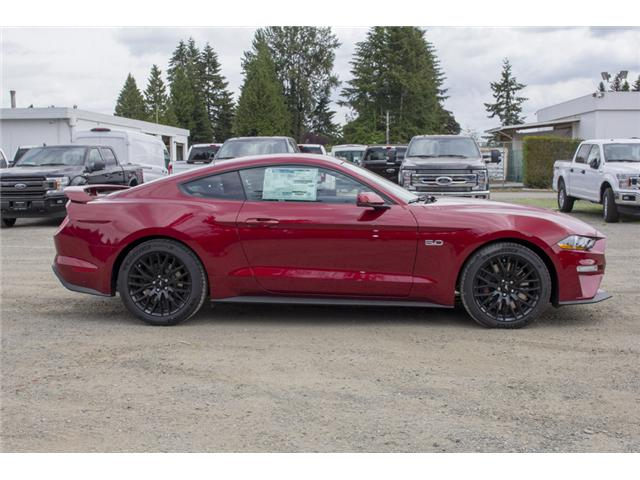 2018 Ford Mustang  (Stk: 8MU1217) in Surrey - Image 11 of 28