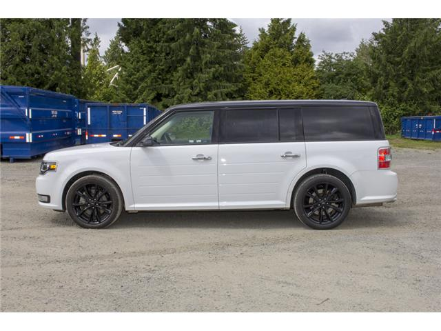 2018 Ford Flex Limited (Stk: P1245) in Surrey - Image 4 of 27