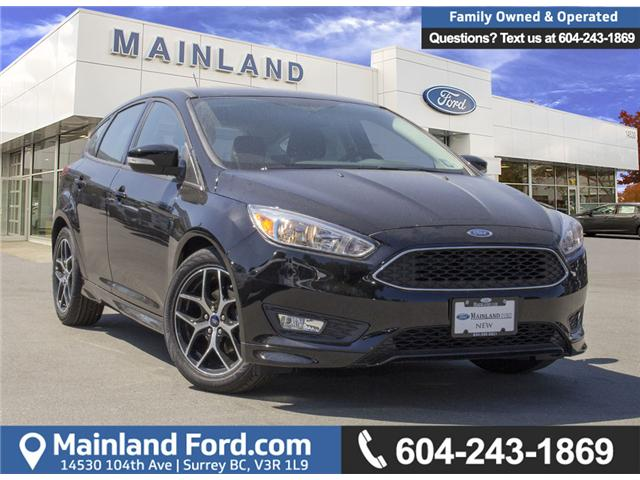 2018 Ford Focus SE (Stk: 8FO7954) in Surrey - Image 1 of 27