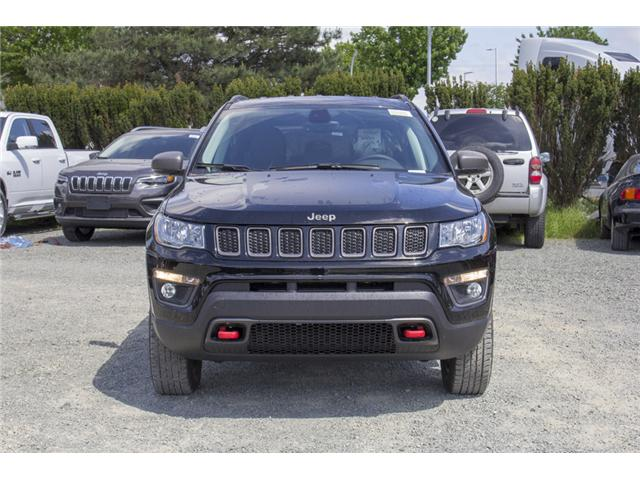 2018 Jeep Compass Trailhawk (Stk: J376602) in Abbotsford - Image 2 of 26