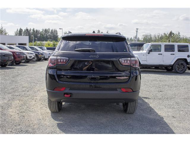 2018 Jeep Compass Trailhawk (Stk: J376602) in Abbotsford - Image 6 of 26