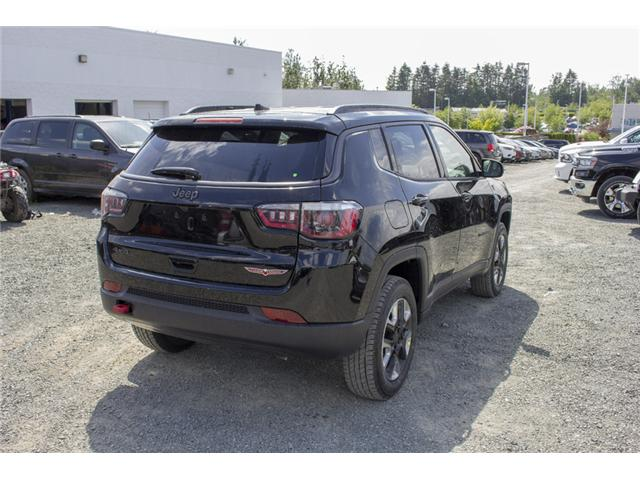 2018 Jeep Compass Trailhawk (Stk: J376602) in Abbotsford - Image 7 of 26
