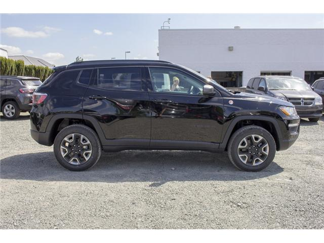 2018 Jeep Compass Trailhawk (Stk: J376602) in Abbotsford - Image 8 of 26