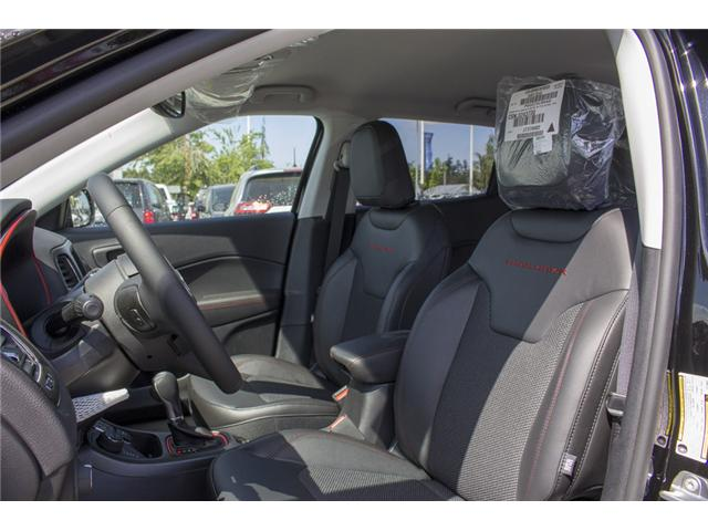 2018 Jeep Compass Trailhawk (Stk: J376602) in Abbotsford - Image 10 of 26