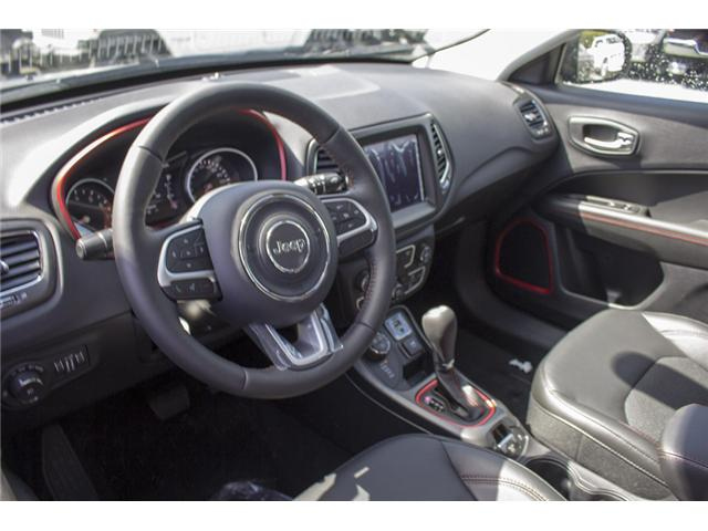 2018 Jeep Compass Trailhawk (Stk: J376602) in Abbotsford - Image 11 of 26