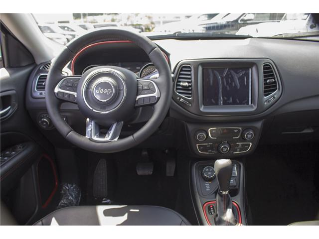 2018 Jeep Compass Trailhawk (Stk: J376602) in Abbotsford - Image 12 of 26