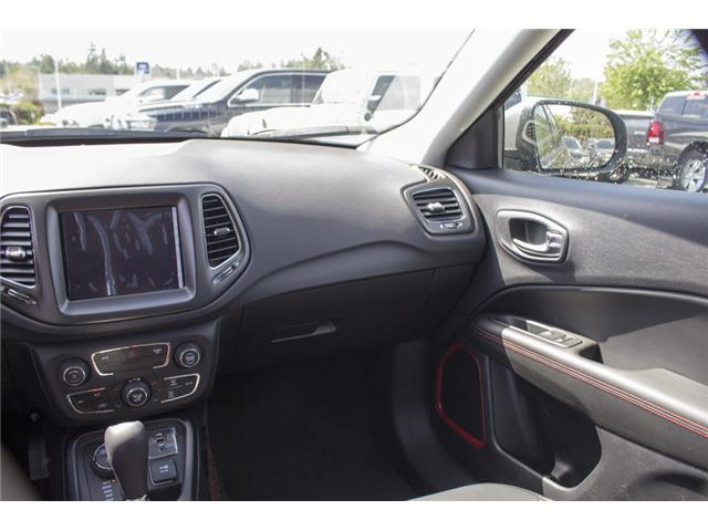2018 Jeep Compass Trailhawk (Stk: J376602) in Abbotsford - Image 13 of 26