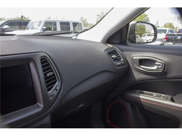 2018 Jeep Compass Trailhawk (Stk: J376602) in Abbotsford - Image 24 of 26