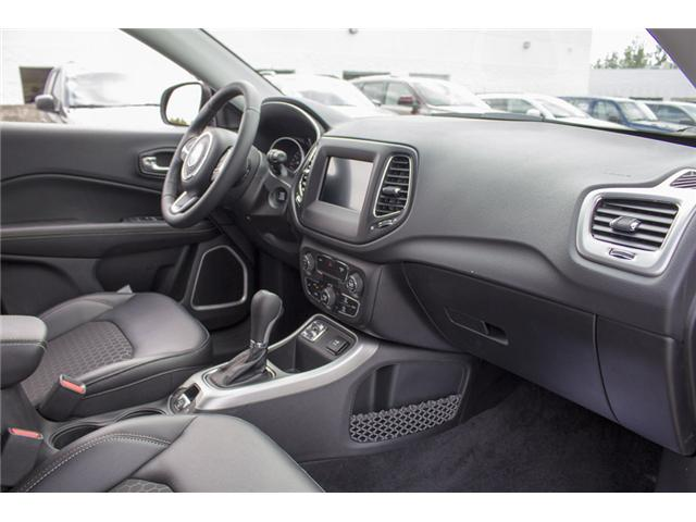 2018 Jeep Compass North (Stk: J376798) in Abbotsford - Image 17 of 25