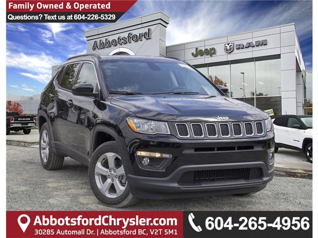 2018 Jeep Compass North (Stk: J376798) in Abbotsford - Image 1 of 25