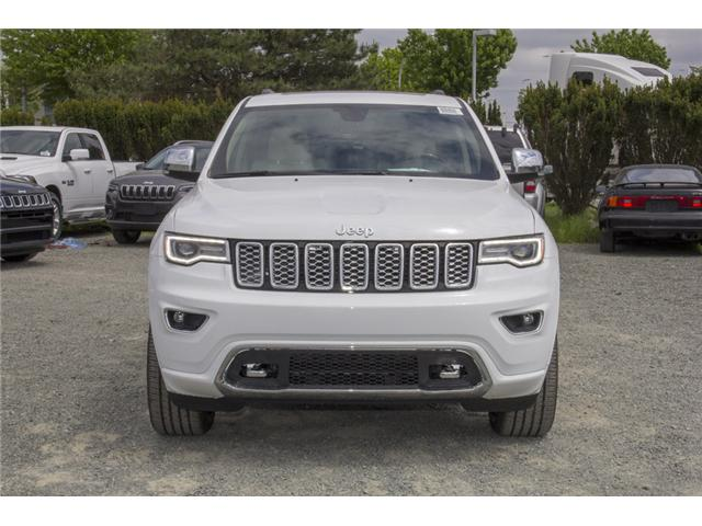 2018 Jeep Grand Cherokee Overland (Stk: J396546) in Abbotsford - Image 2 of 27
