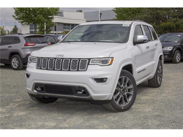 2018 Jeep Grand Cherokee Overland (Stk: J396546) in Abbotsford - Image 3 of 27