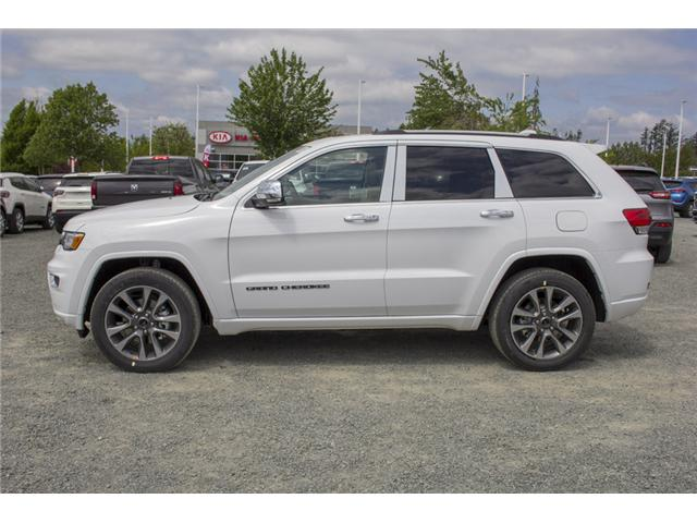 2018 Jeep Grand Cherokee Overland (Stk: J396546) in Abbotsford - Image 4 of 27
