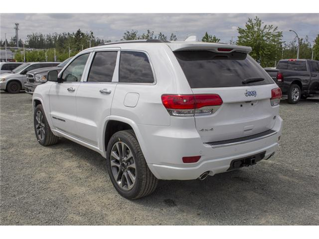 2018 Jeep Grand Cherokee Overland (Stk: J396546) in Abbotsford - Image 5 of 27