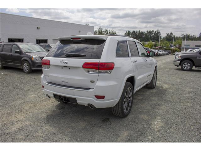 2018 Jeep Grand Cherokee Overland (Stk: J396546) in Abbotsford - Image 7 of 27