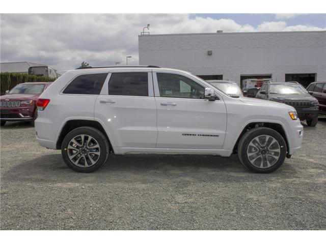 2018 Jeep Grand Cherokee Overland (Stk: J396546) in Abbotsford - Image 8 of 27