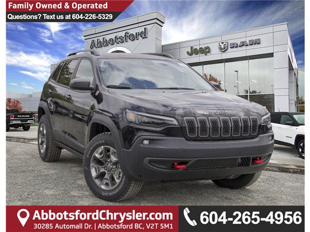 2019 Jeep Cherokee Trailhawk (Stk: K183618) in Abbotsford - Image 1 of 28