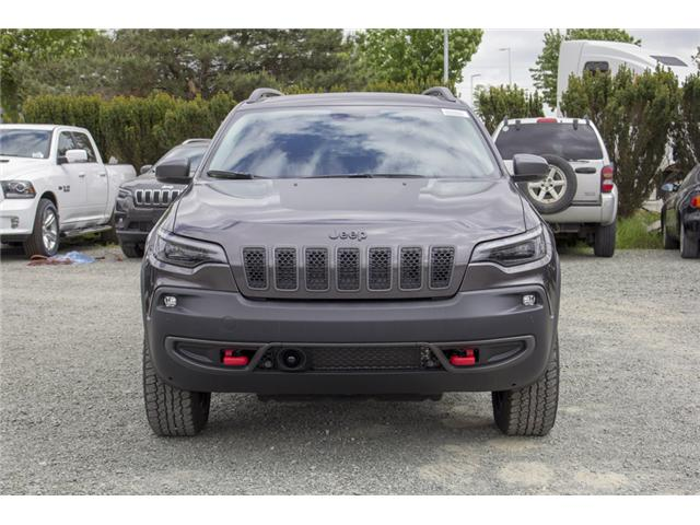 2019 Jeep Cherokee Trailhawk (Stk: K183622) in Abbotsford - Image 2 of 28